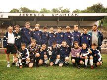 Finalový turnaj o Pohár ČMFS <br/>METEOR PRAHA U15 - Hluk 2000